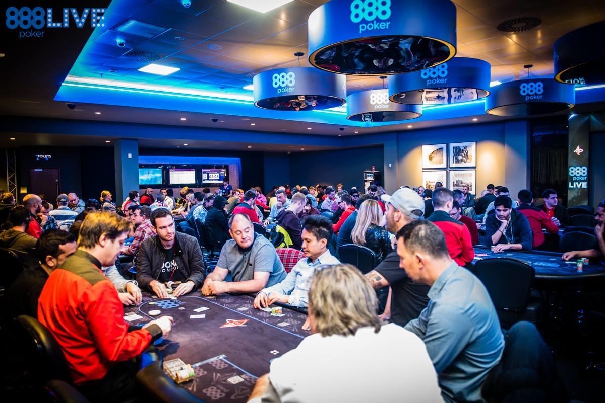 Poker rooms east london