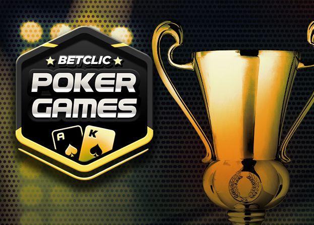 Calendrier Betclic.Le Calendrier Des 48 Tournois Du Festival Betclic Poker
