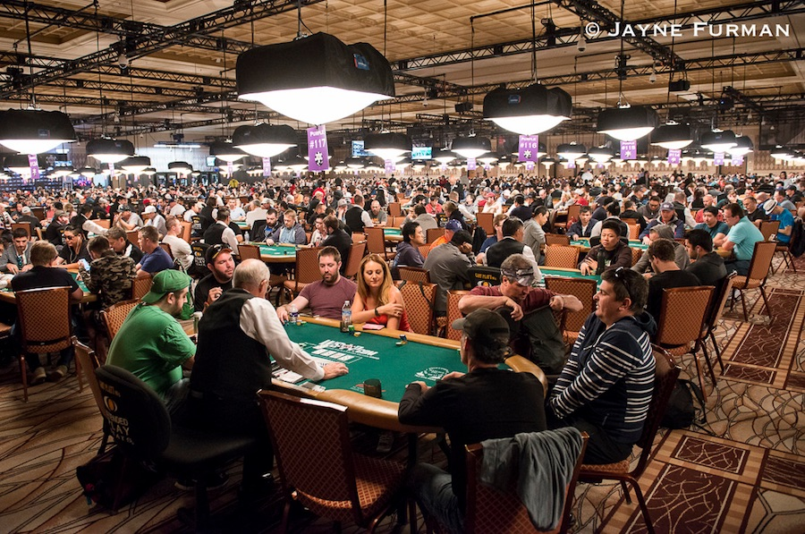 Mental Tips for the WSOP Main Event