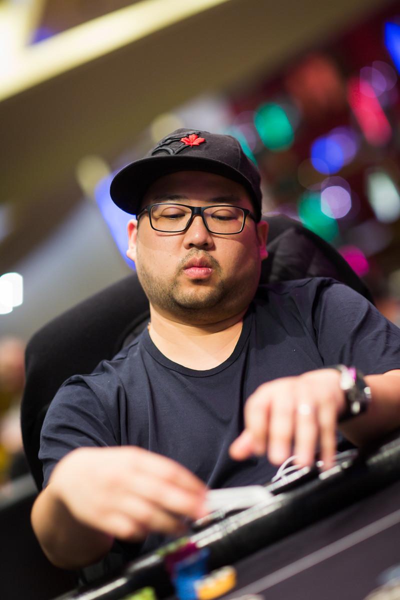 Kenneth Wong WSOP