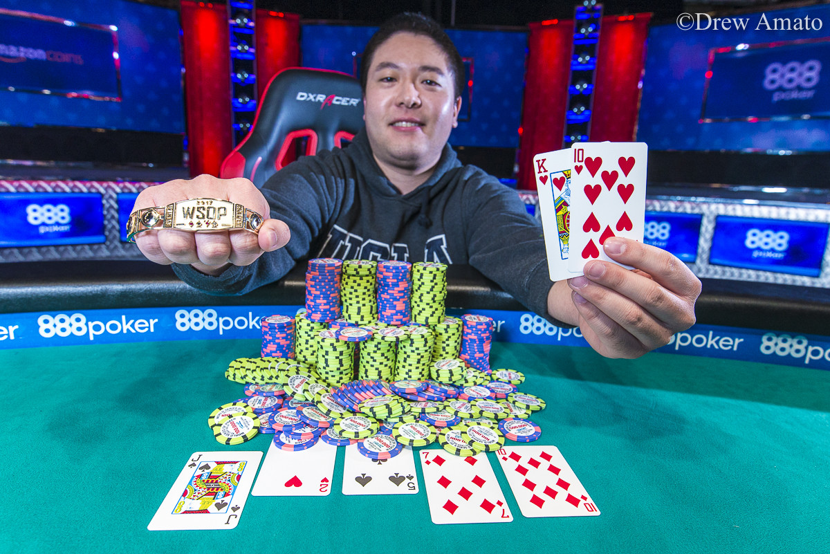 Brian Yoon Wins WSOP Monster Stack Event for $1.1 Million | PokerNews