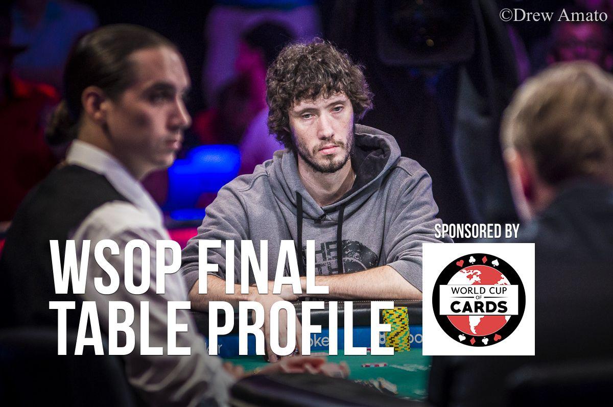 WSOP Final Table Profile: Dan Ott 0001