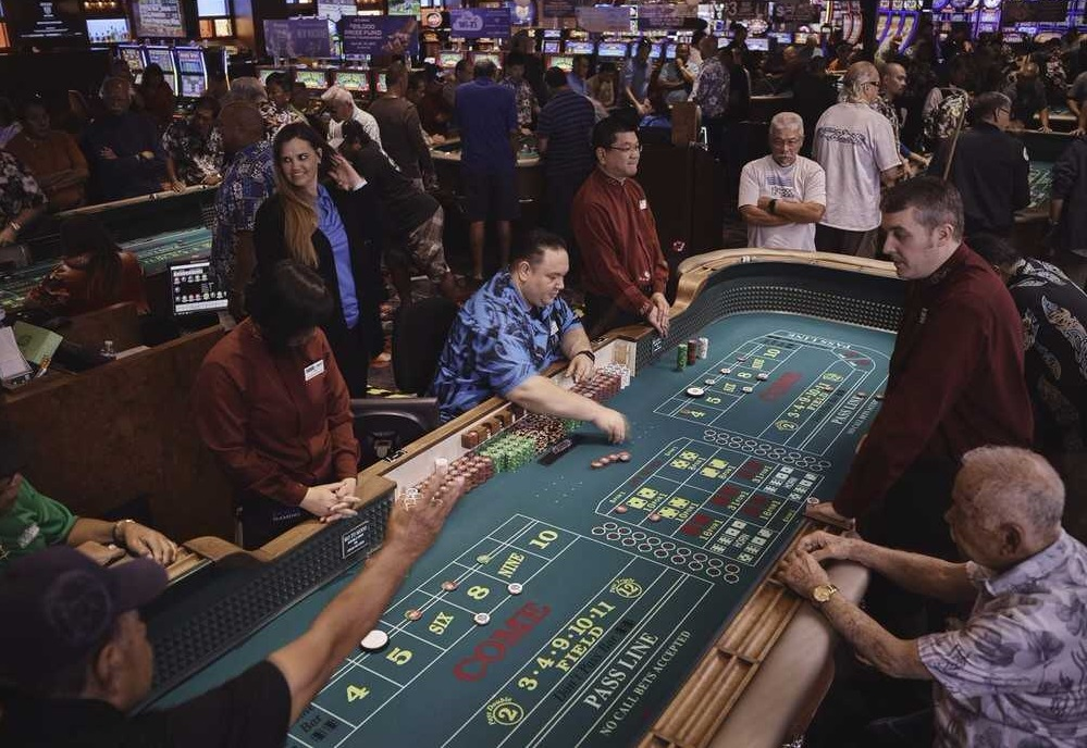 National conference gambling indianapolis