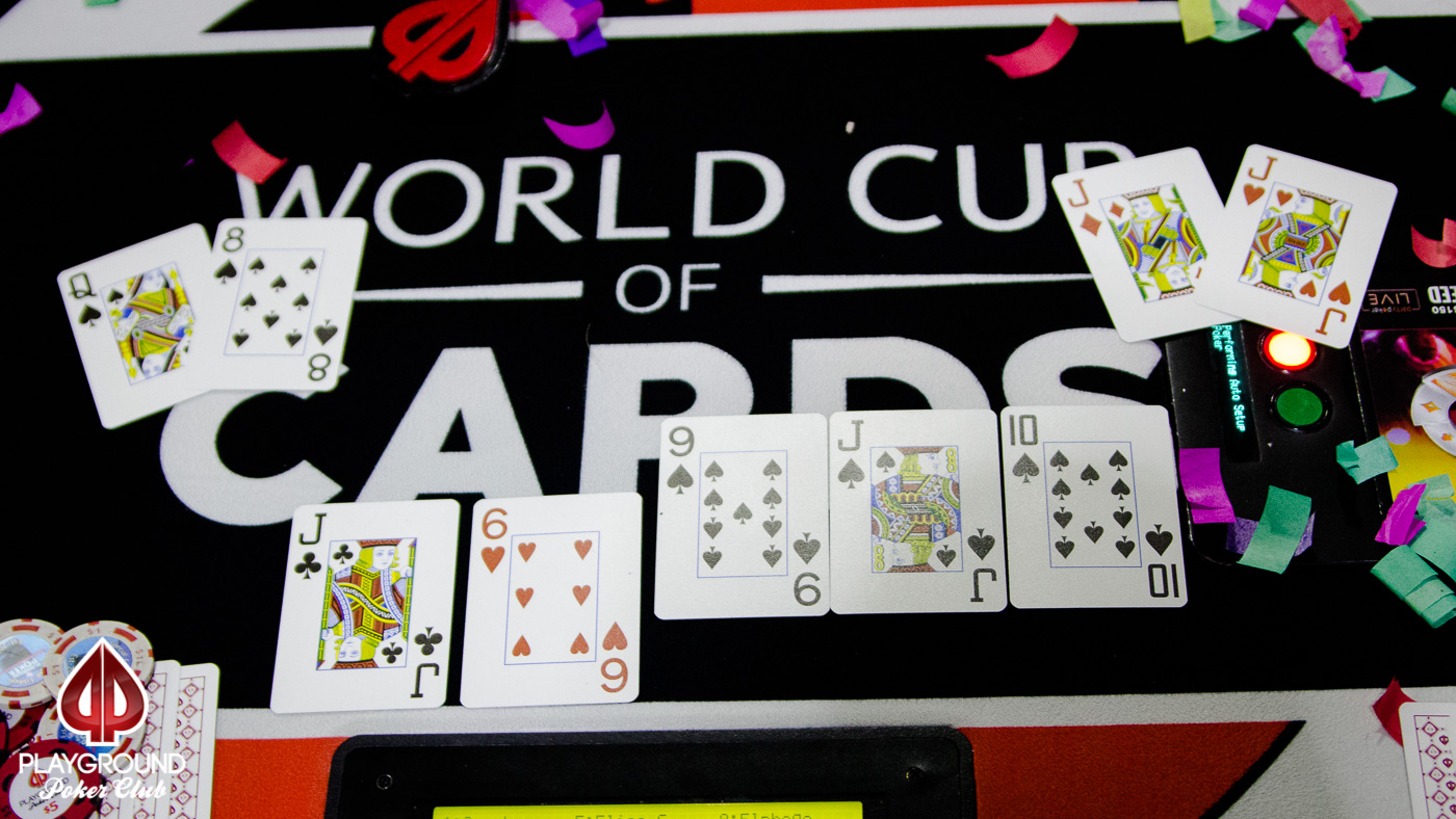 bad beat blackjack progressive betting