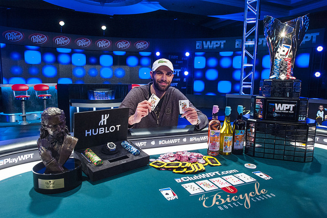 Art Papazyan Defeats Phil Hellmuth to Win WPT Legends of