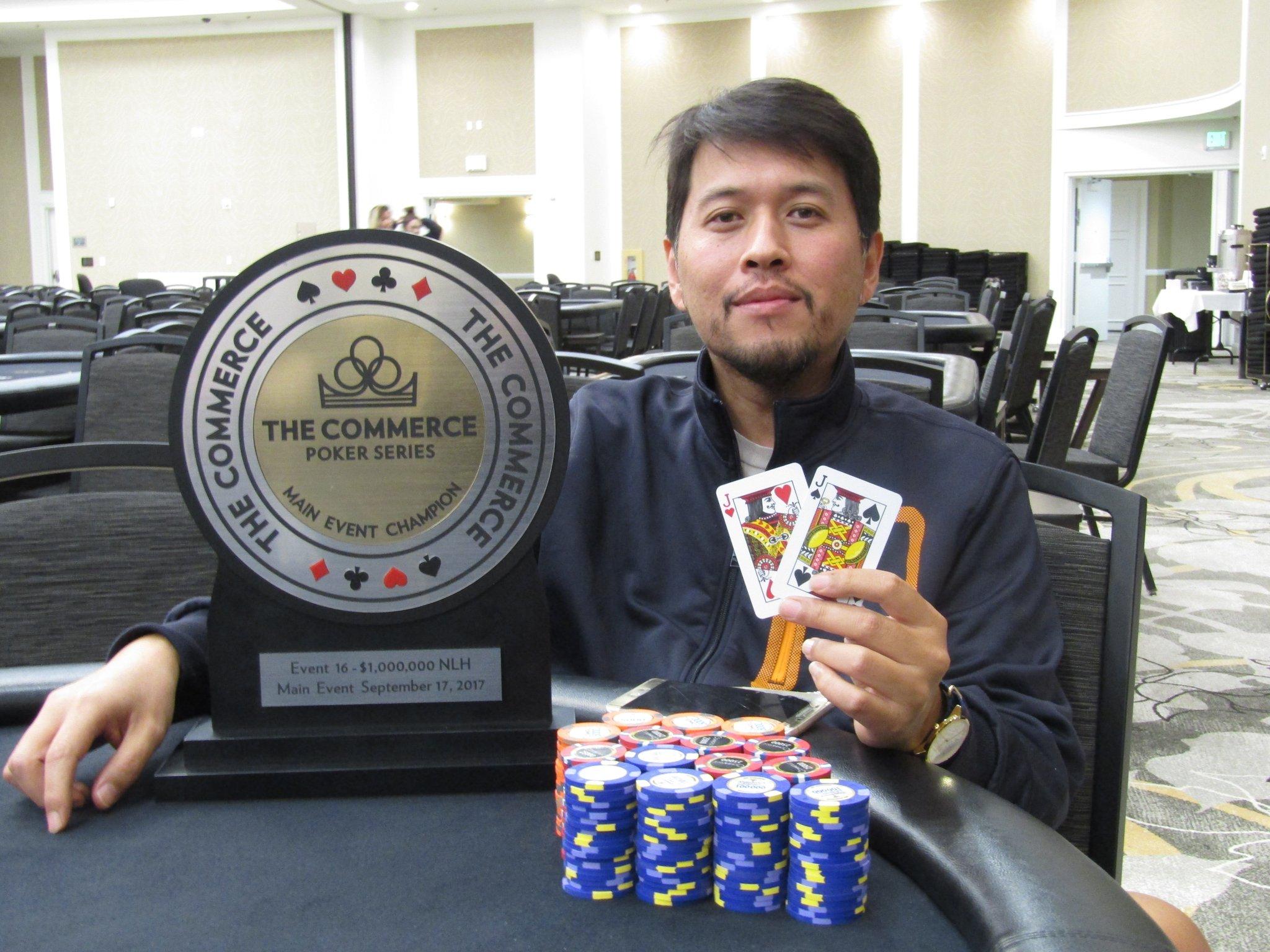 Commerce casino poker lessons casino princesa and miami