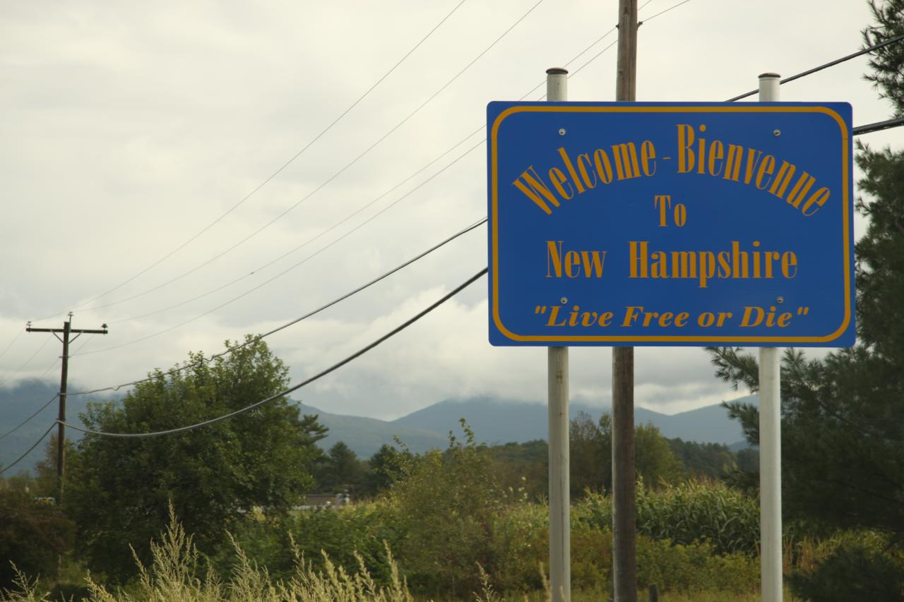 New hampshire poker laws