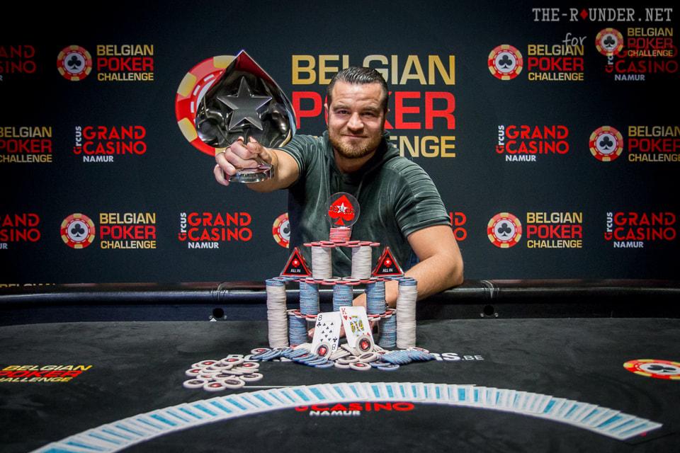 BPC Namur : Julien Baldassarre triomphe après un deal avec Paul Berende et Bart Lybaert 0001