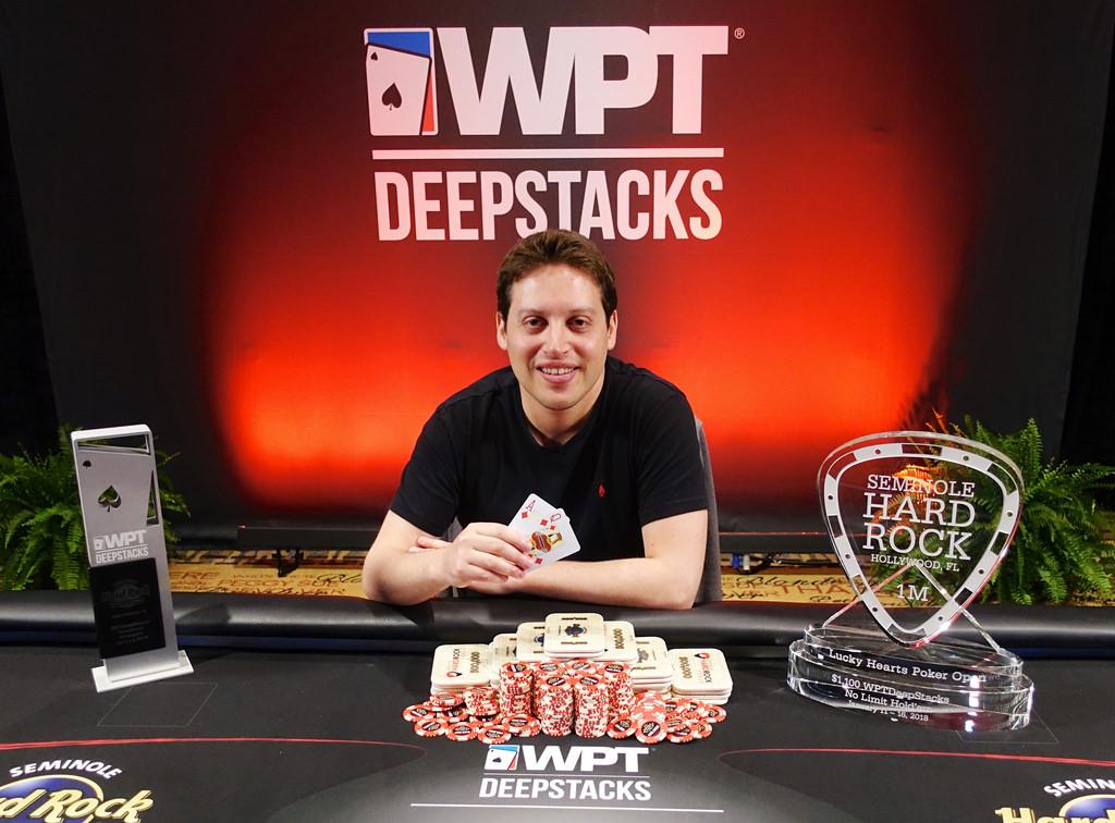 Best online poker tournaments nj