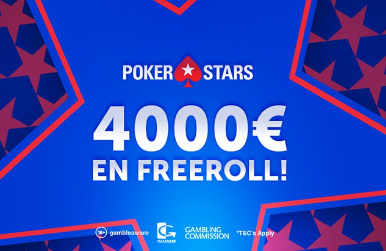 4000€ à gagner sur PokerStars avec PokerNews 0001