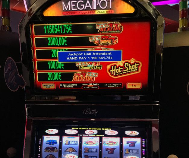 probabilité jackpot casino
