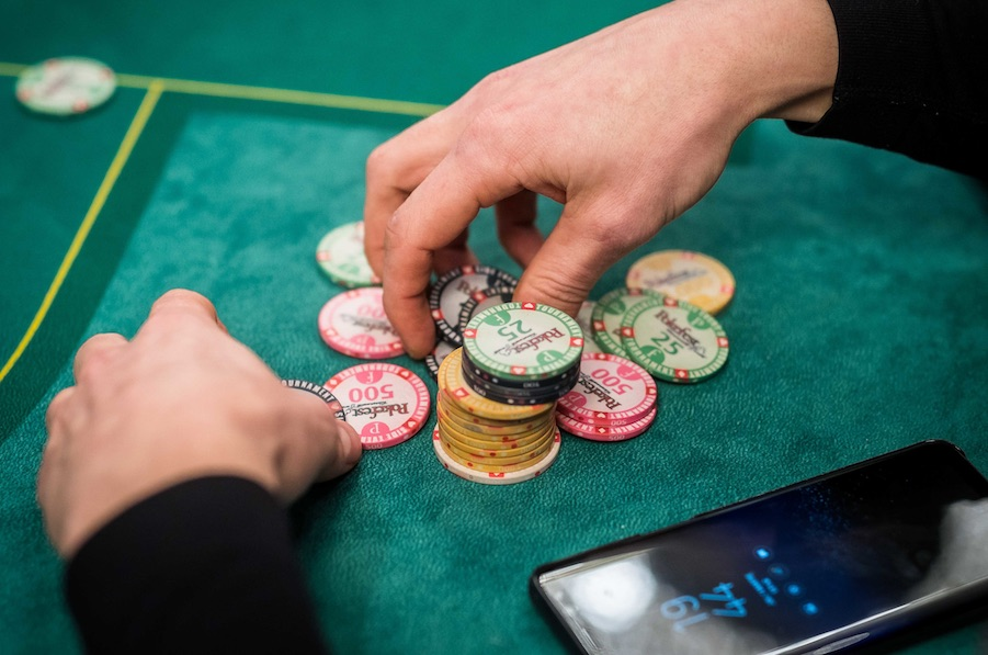 The Biggest Mistake Small Stakes Tourney Players Make With 50-75 BBs