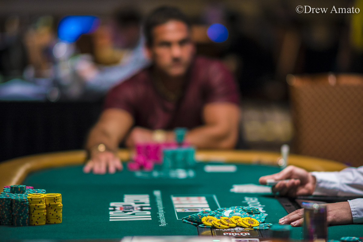 WSOP Player of The Year 2018