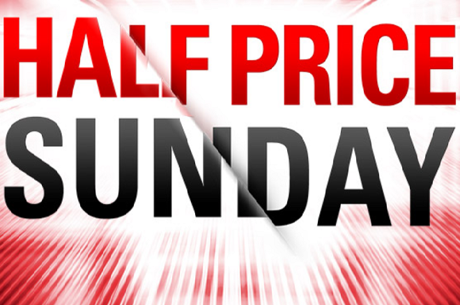 Half price pokerstars
