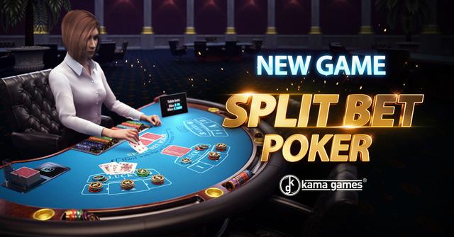 Pokerist Split Bet Poker