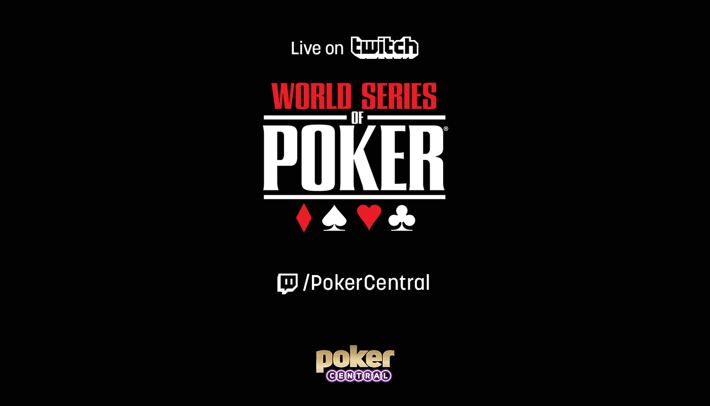 World Series of Poker on Twitch.tv