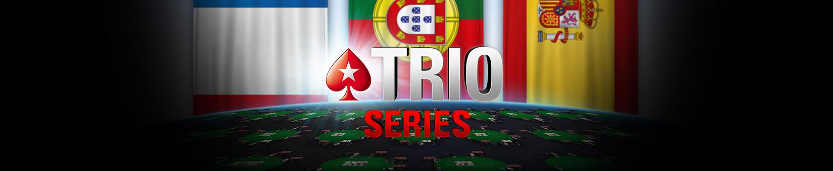 PokerStars fête ses Trio Series et attend l'Italie avec impatience 0001