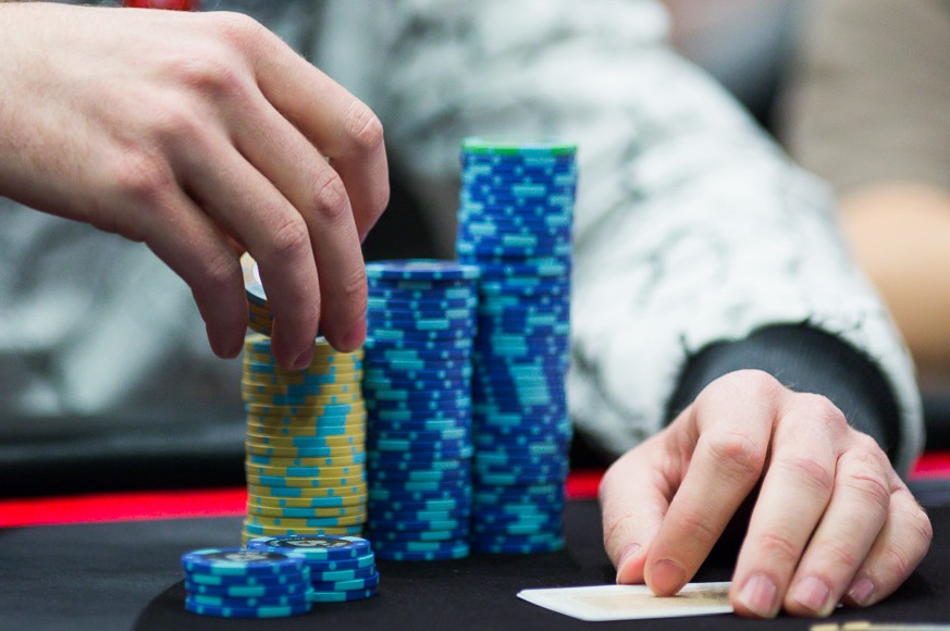 Denis Timofeev Wins World Series of Poker $1,000 Double Stack Turbo