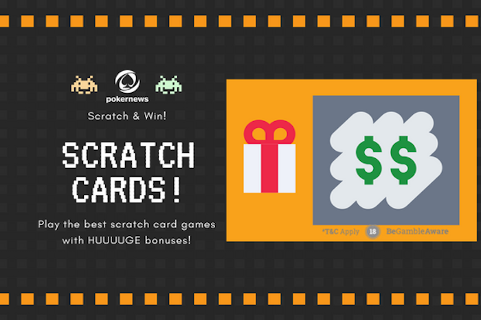 Win Real Money For Free On A Scratch Card