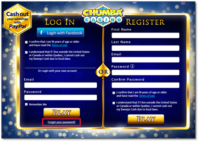 Chumba Casino - Sweepstakes Scam? - Casinos