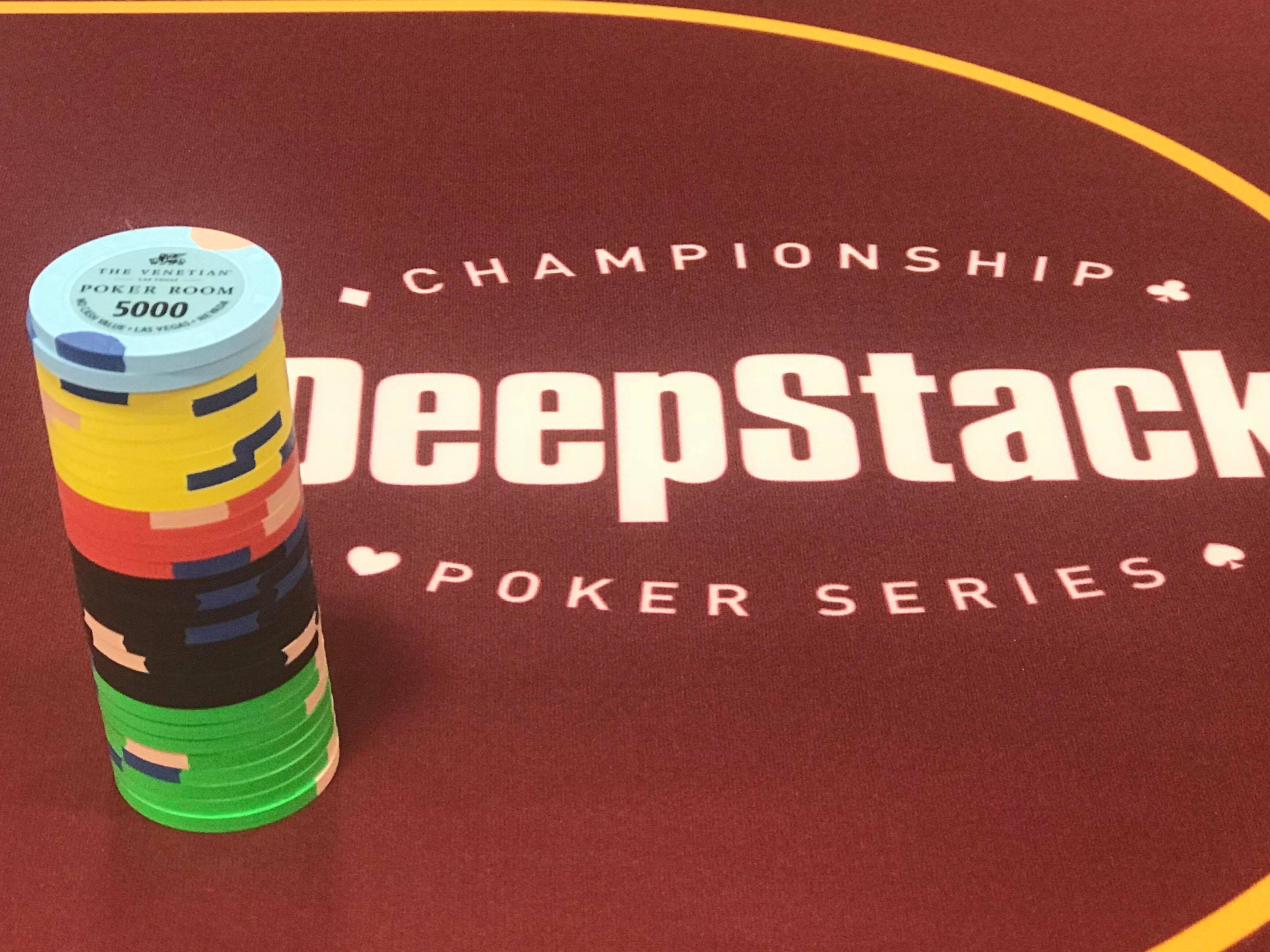 Tommy Larosa Reflects On Venetian Deepstack Championship Poker Series -