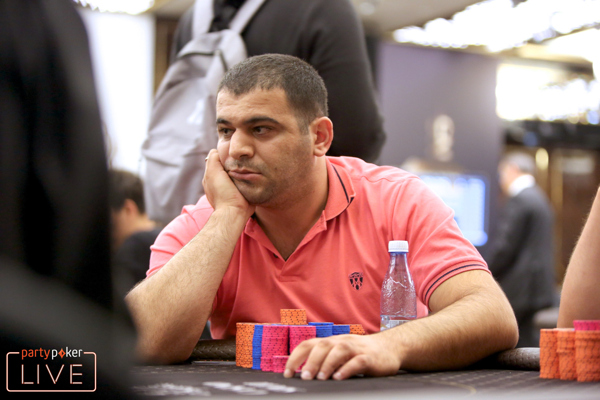 Gor Kazaryan Leads Into Day 4 Of Partypoker Live Millions