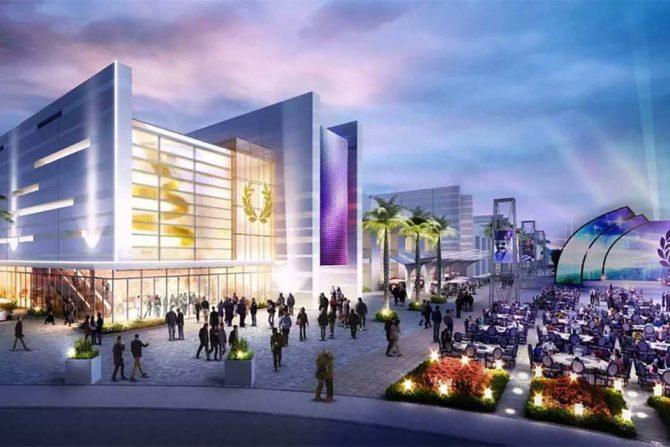 Caesars Convention Center