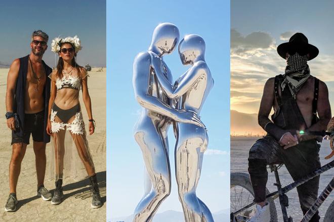Social Media : En mode Burning Man 0001