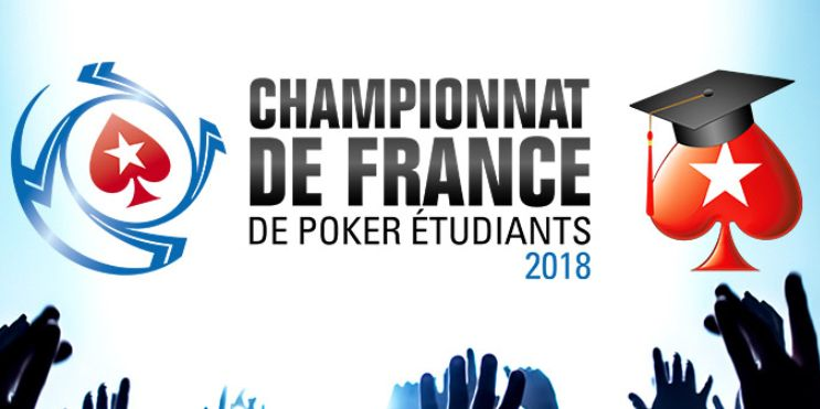 le championnat de france de poker tudiants 2018 au cercle clichy montmartre pokernews. Black Bedroom Furniture Sets. Home Design Ideas