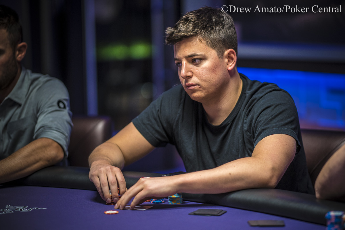 Schindler Leads; Koon, Negreanu, Yu Make Second FT at Poker Masters 0001