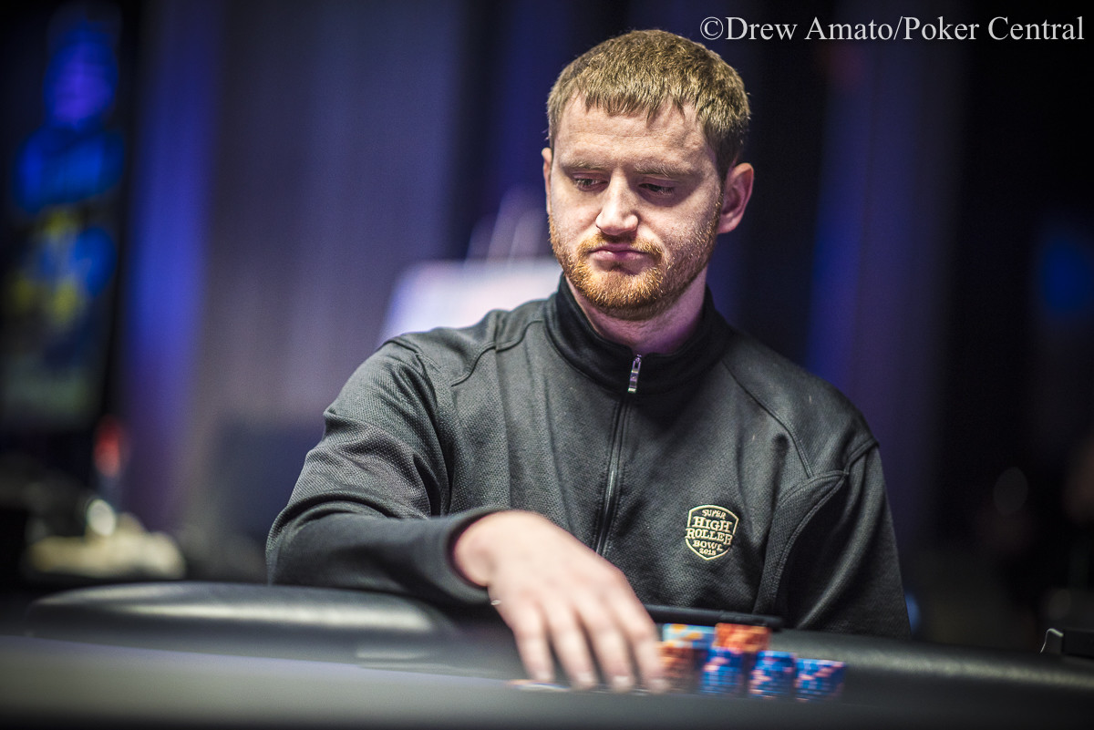David Peters Leads After Low Turnout in Poker Masters
