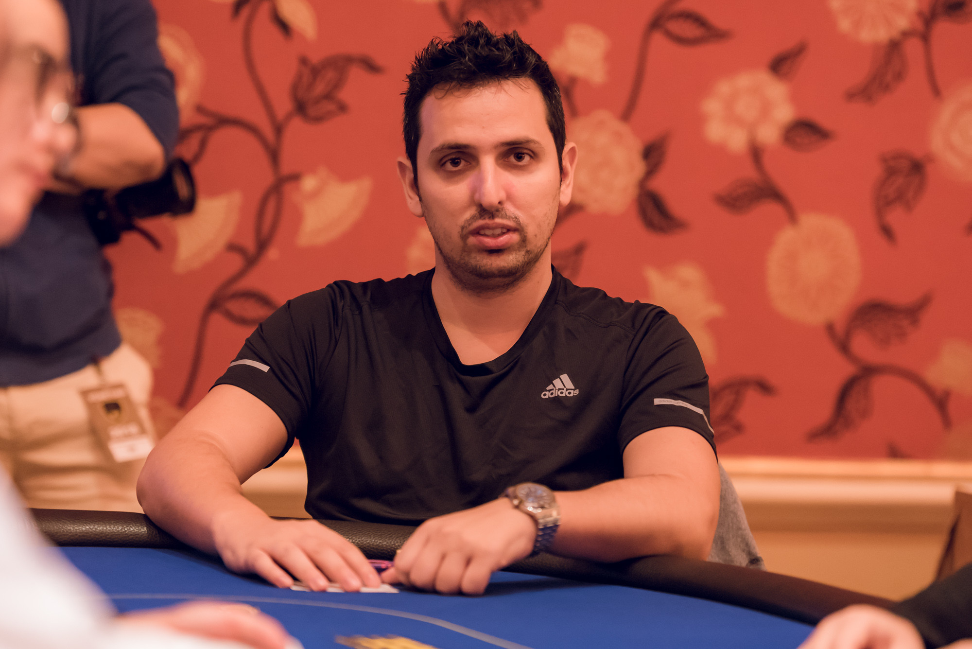 Unibet Poker Ambassador David Lappin Wins Big on Day 2 of the Cash Game Festival Bratislava