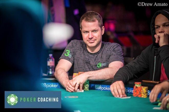 Test interactiv combinat, de la site-ul Poker Coaching a lui Jonathan Little