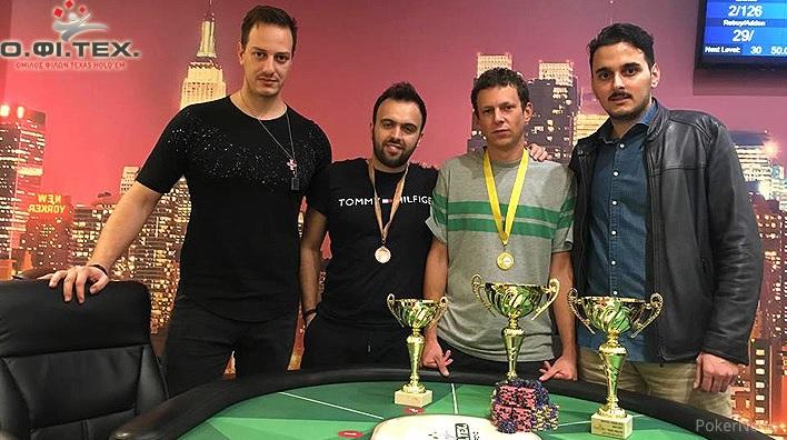 Μεγάλος νικητής του ΟΦΙΤΕΧ Main Event ο Λαζό για 9.000p 0001