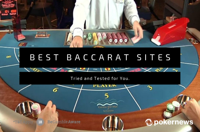 Top Sites to Play Baccarat Online for Real Money in 2019 | PokerNews