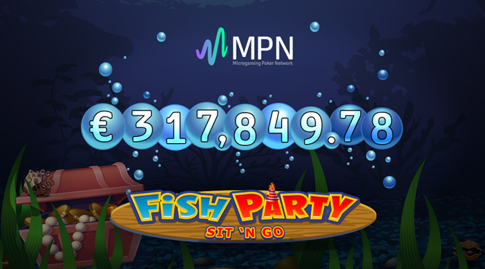 Microgaming S Fish Party Awards Biggest Ever Prizes