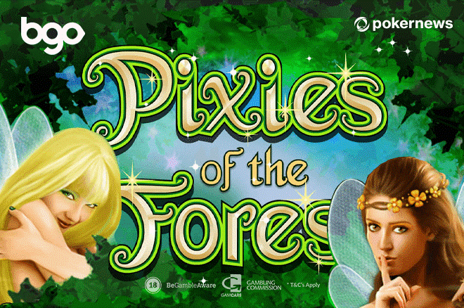 Play Pixies of the Forest online with no registration required!