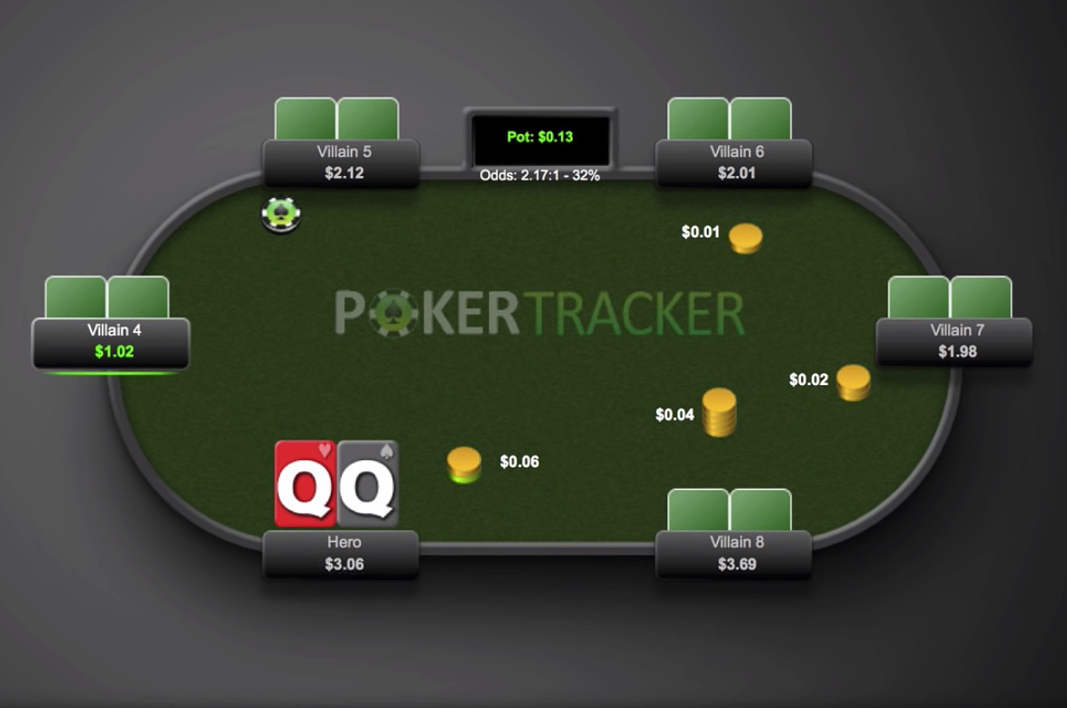 Preflop Bet Sizing Mistakes Like This Will Ruin Your Poker Results Pokernews