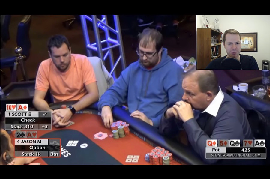 Jonathan Littles Weekly Poker Hand Errors Small Stakes Players