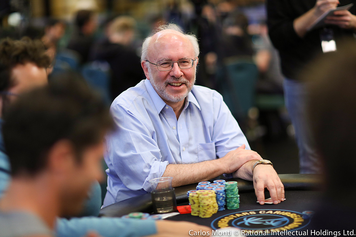 PCA Big Stack Scott Wellenbach Vows to Give All His Winnings to Charity