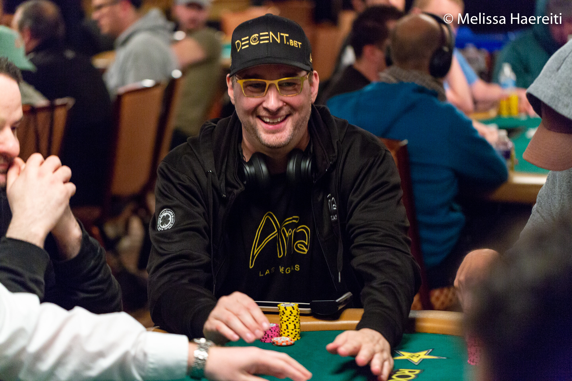 Phil Hellmuth Heads to Rio de Janeiro for partypoker LIVE MILLIONS South  America | PokerNews