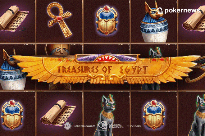 Spiele Treasures Of Egypt - Video Slots Online