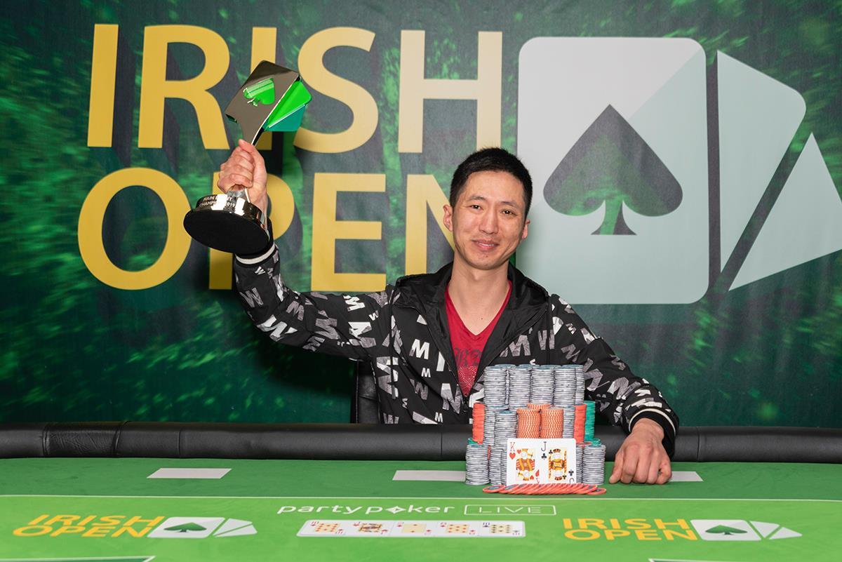 Irish open poker 2021 betting websites trading binary options pdf to word