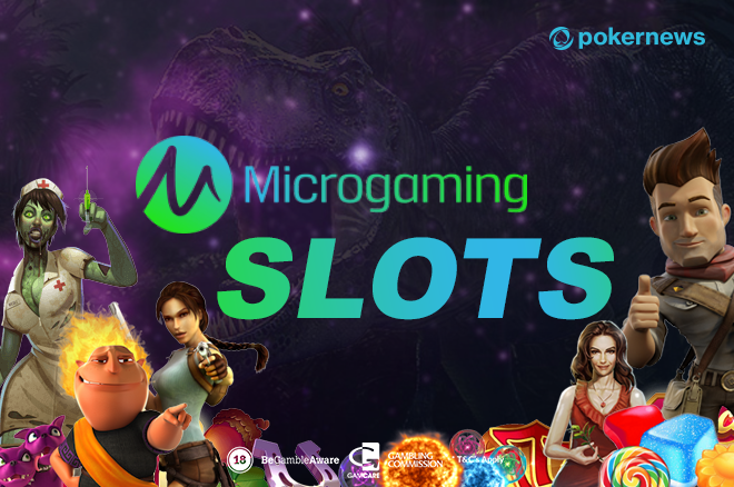 21 Best Microgaming Slots to Play Online in 2019 | PokerNews
