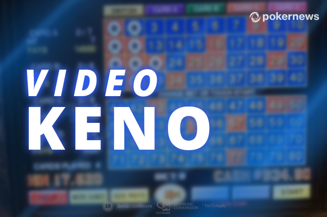 Top 7 Video Keno Online Games To Play For Free And For Real Money