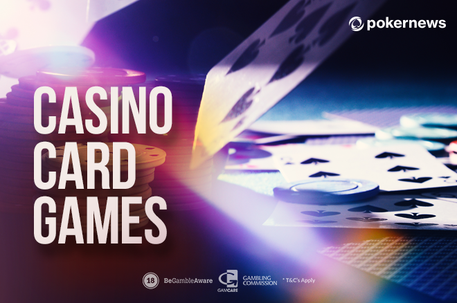 casino card game how many players