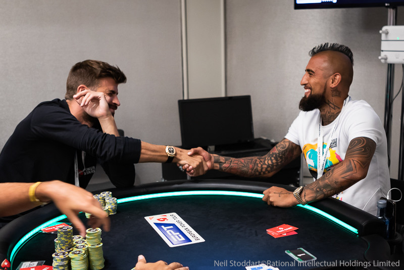 Image result for pique and vidal poker