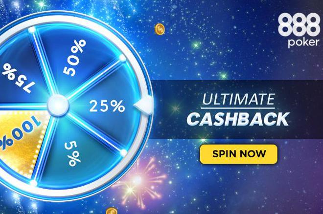 888 casino cashback