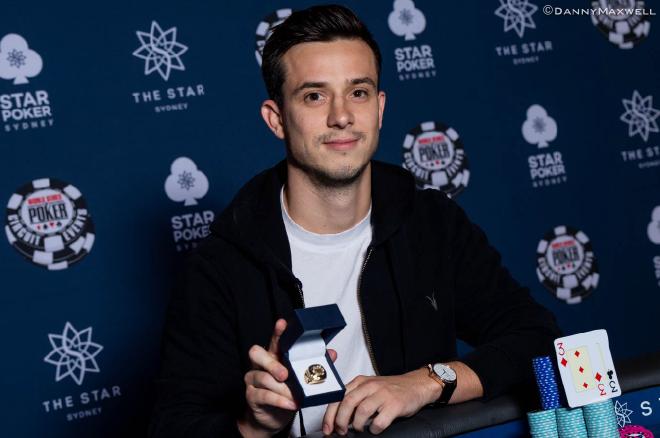Can Alex Lynskey Go Back-To-Back at WSOP Circuit Sydney?