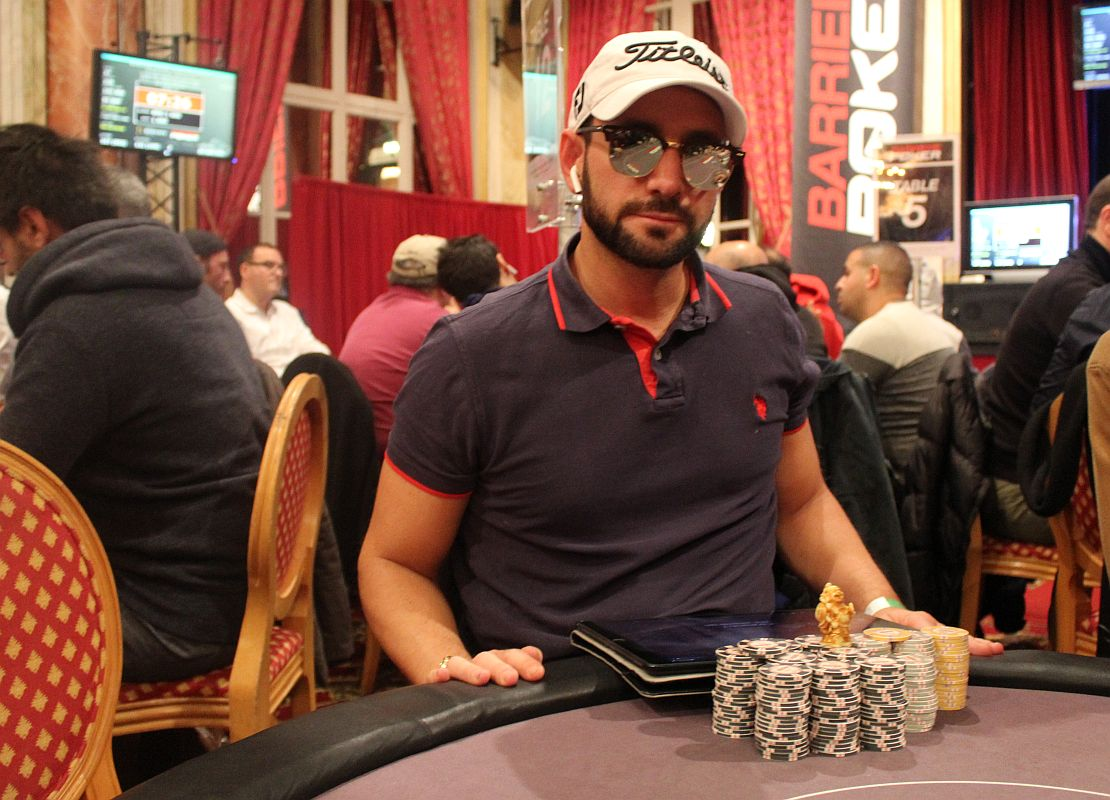 Enorme Affluence sur le Jour 1b du BPT Deauville dominé par Arnaud Schnorfeil - Pokernews.com